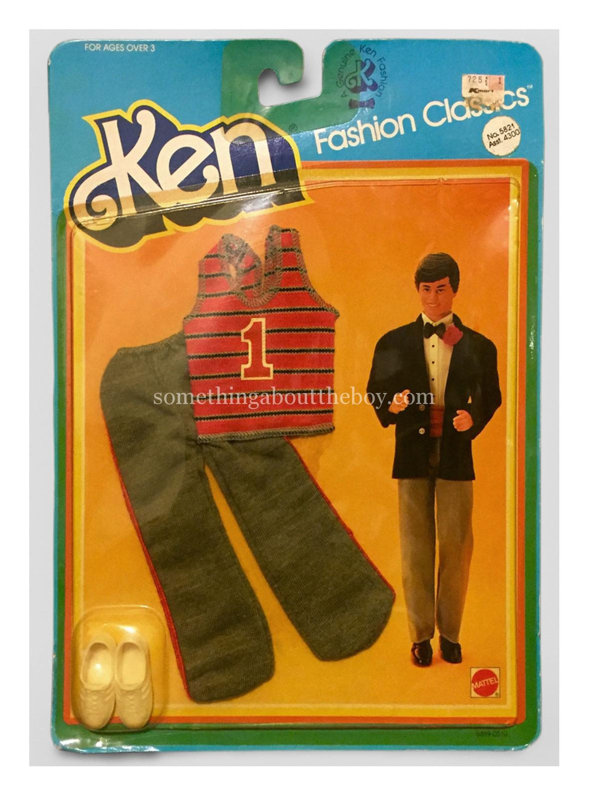 1983-4 Kmart Fashion Classics #5821 in original packaging