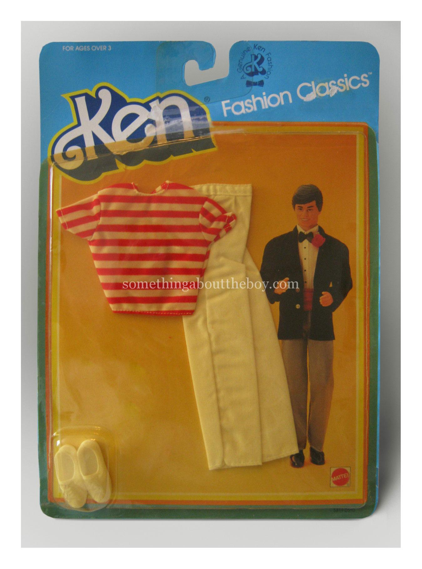 1983-4 Kmart Fashion Classics #5823 in original packaging