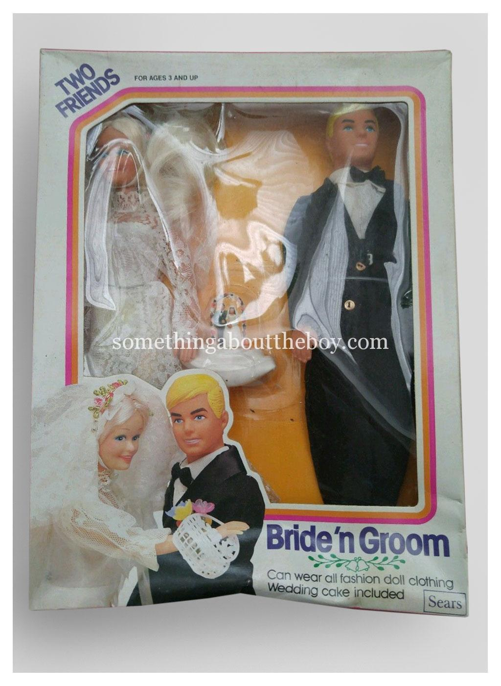 1983 Sears Bride & Groom set