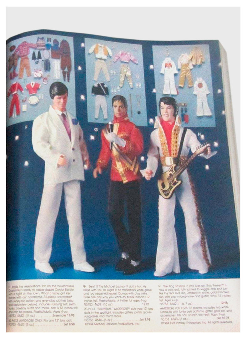 From 1984 Spiegel Christmas catalogue