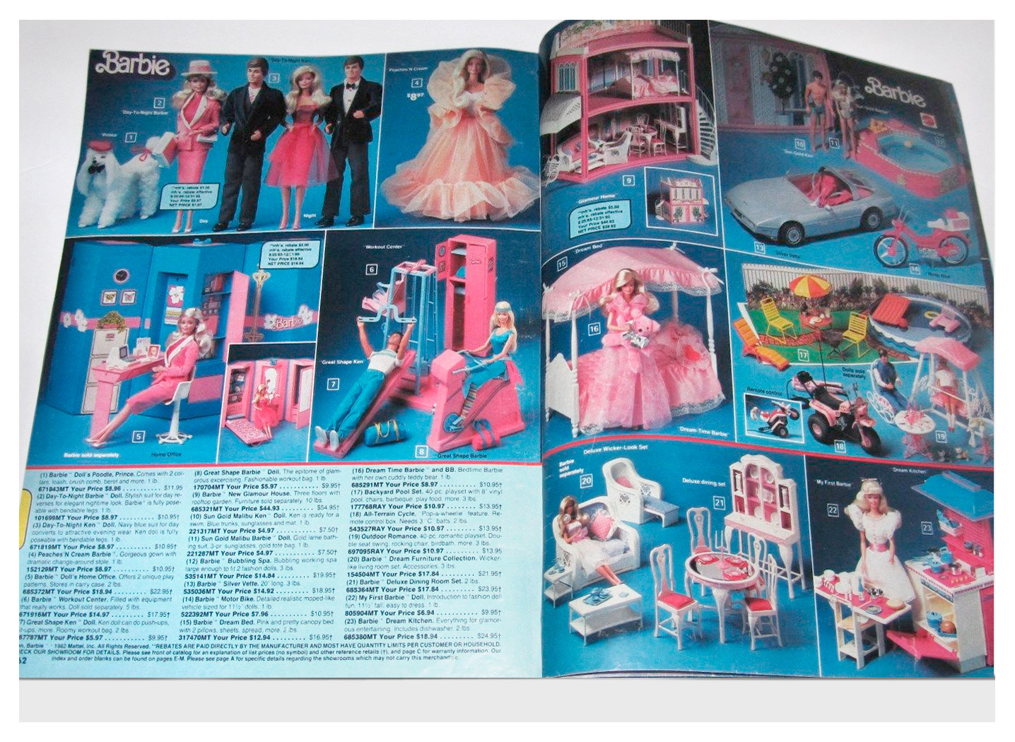 From 1985 Best catalogue