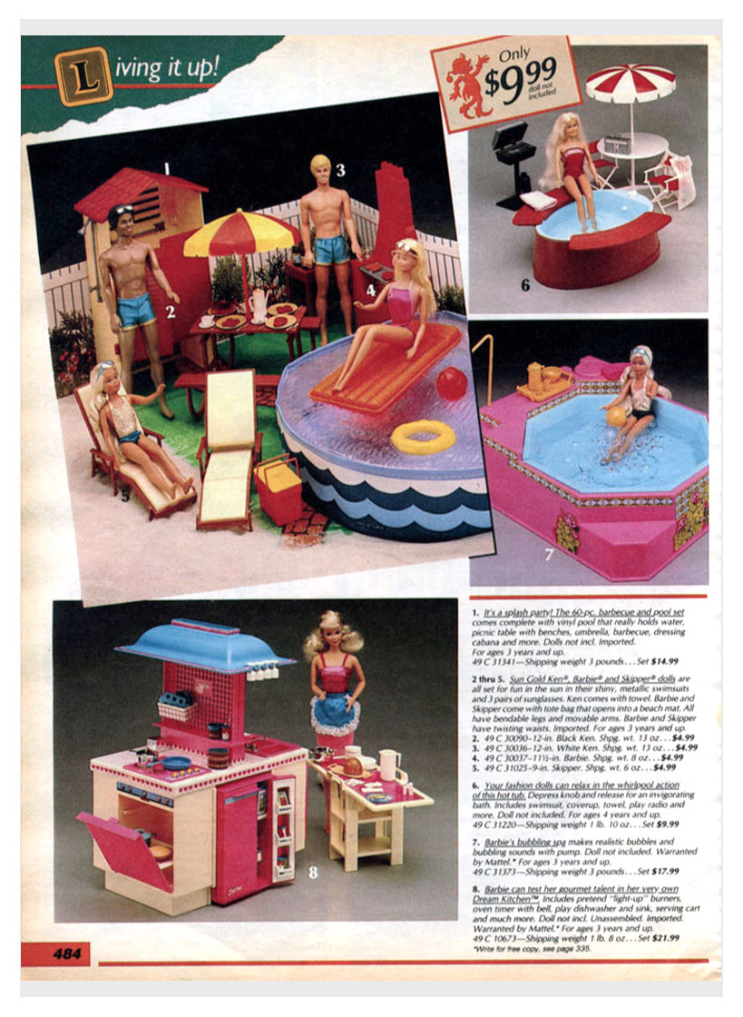 From 1985 Sears Wish Book