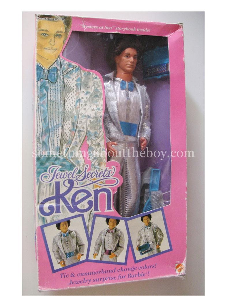 1987 #1719 Jewel Secrets Ken