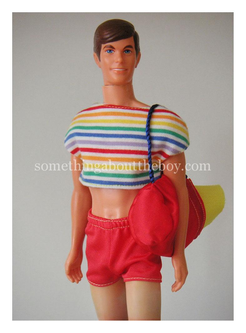 1986 #2624 Beach Outfit