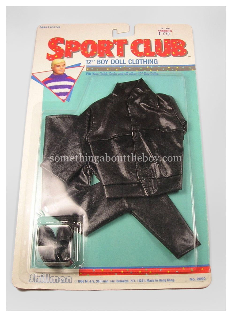 1986 Sport Club outfit by Shillman