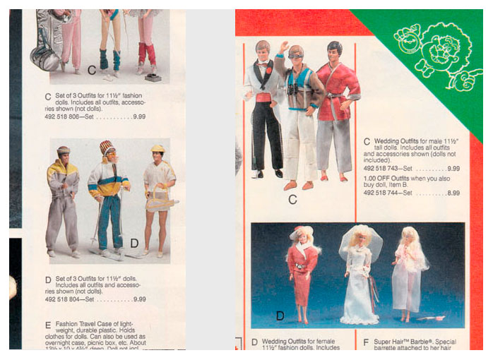 From 1987 Canadian Sears Wish Book