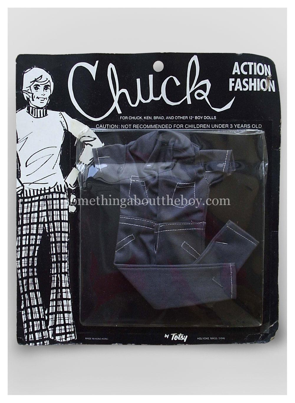 Chuck Action Fashion outfit by Totsy