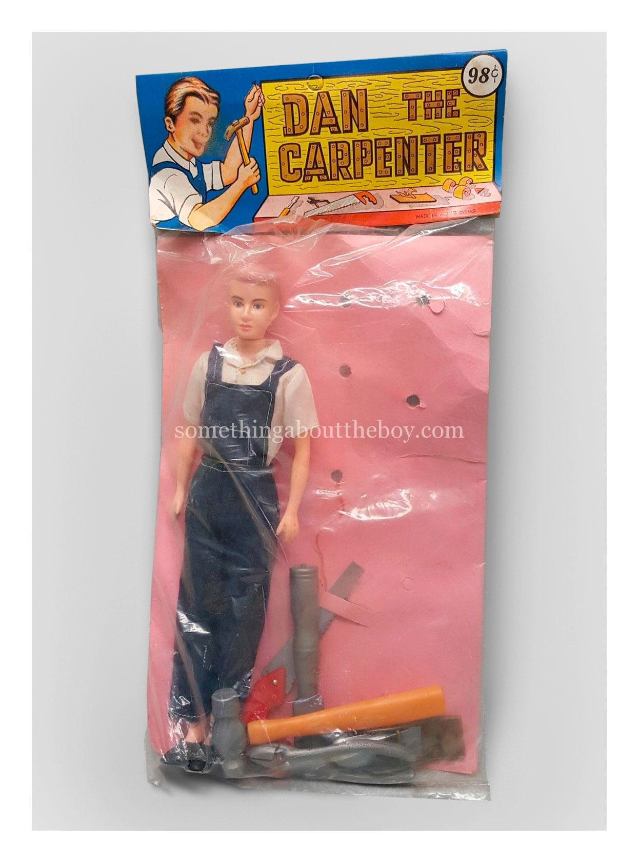 Dan the Carpenter doll