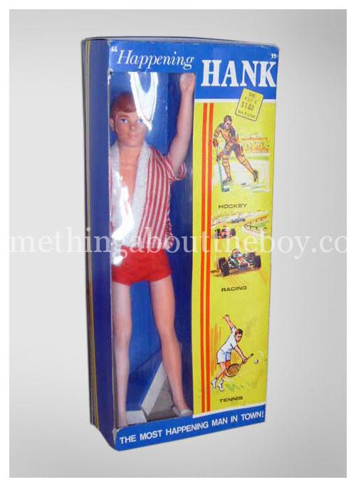 """""""Happening HANK"""" by Peggy-Ann Doll Clothes Inc."""