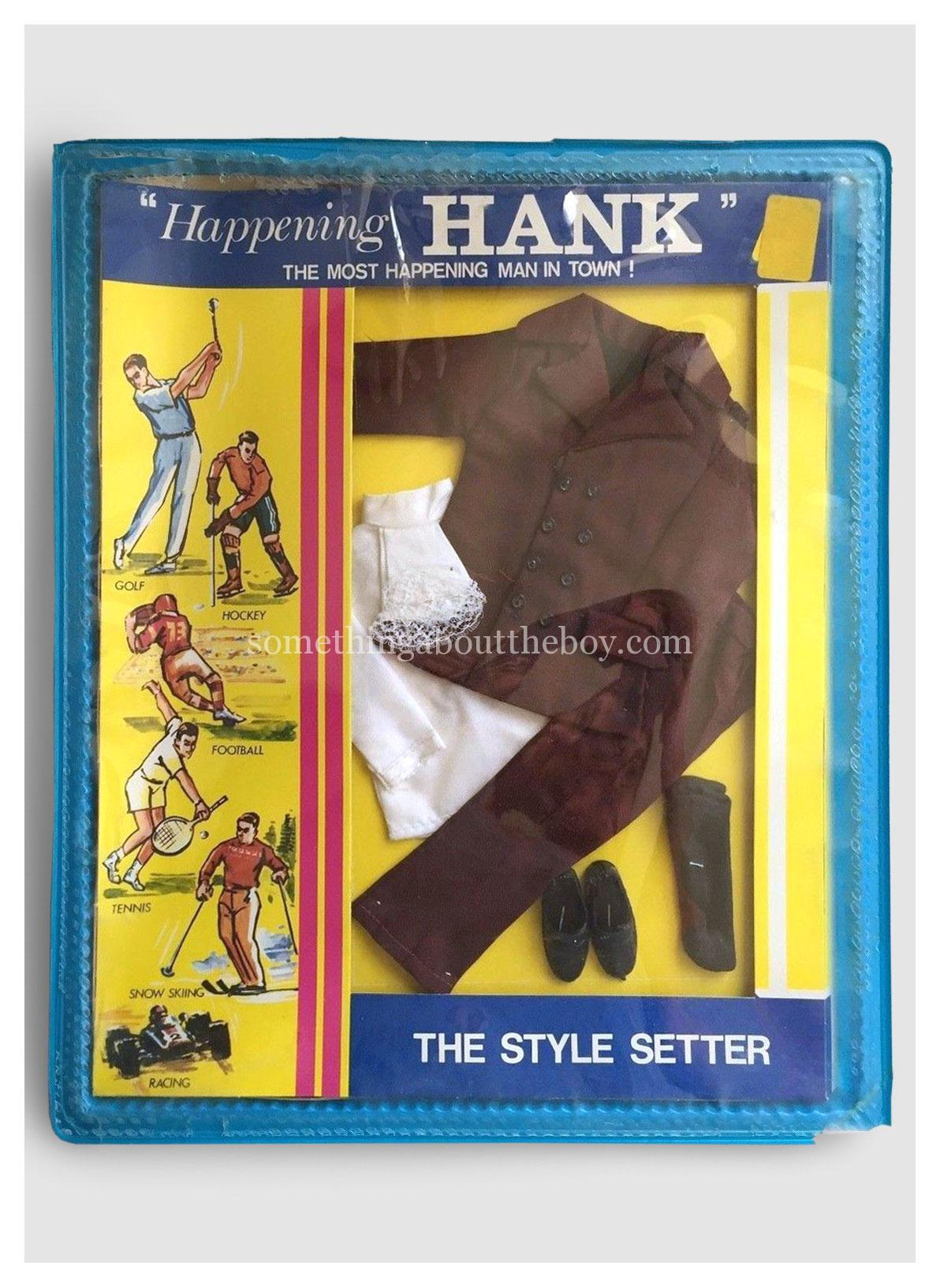"""Happening HANK"" suit by Peggy-Ann Doll Clothes Inc."