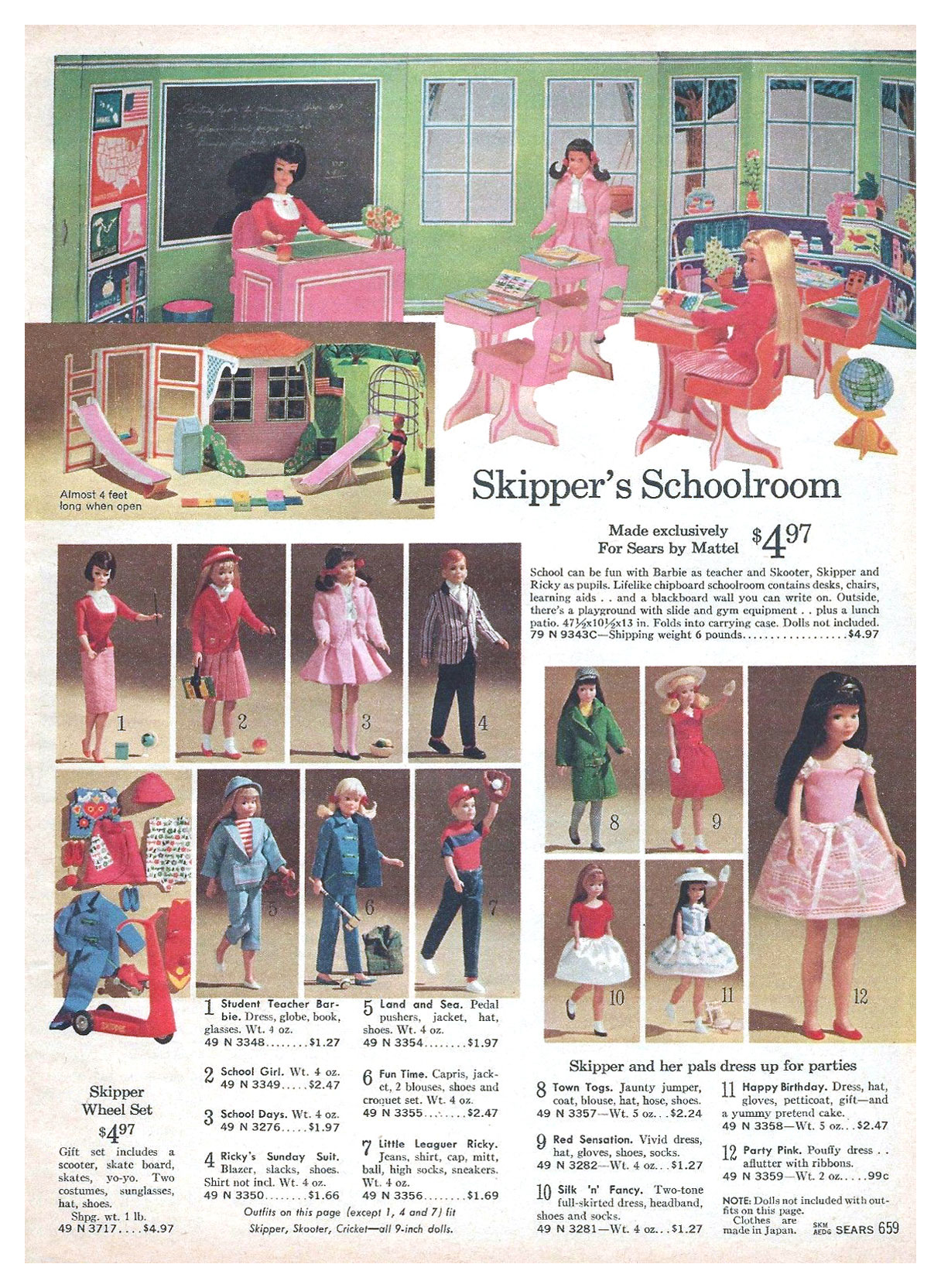 From 1965 Sears Christmas catalogue