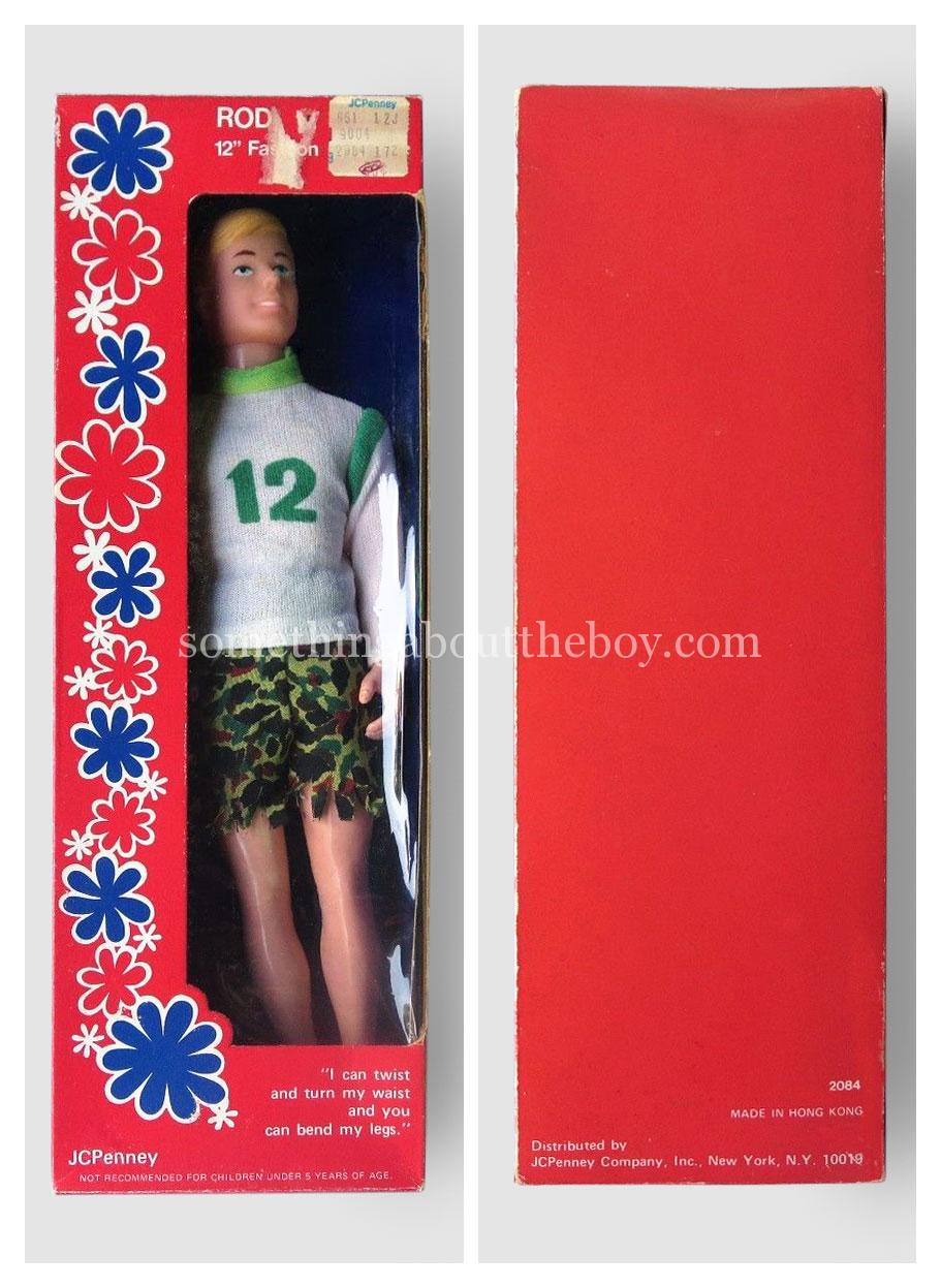 JCPenney Rod doll