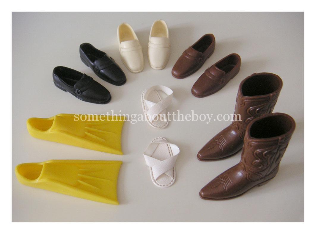 1971 Action Wear Shoe Ins