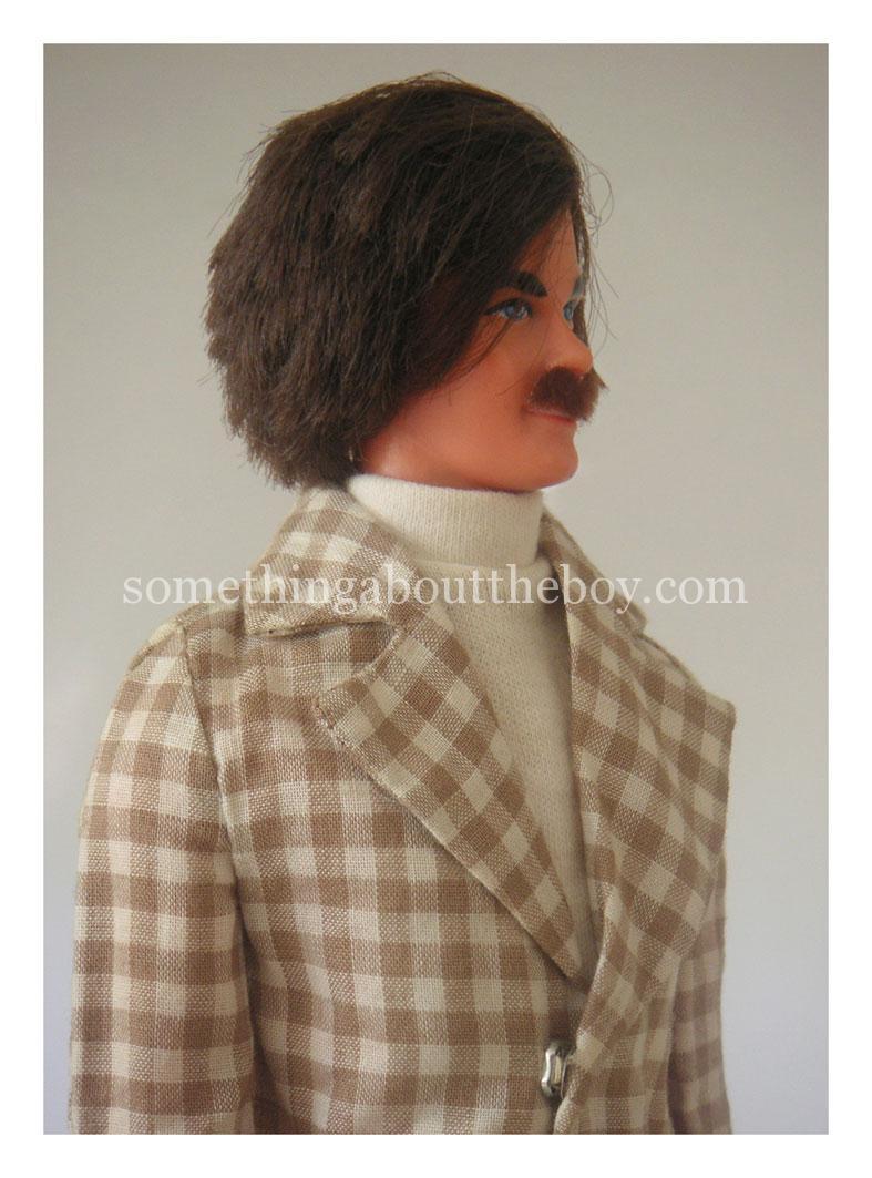 1973 #4224 Mod Hair Ken
