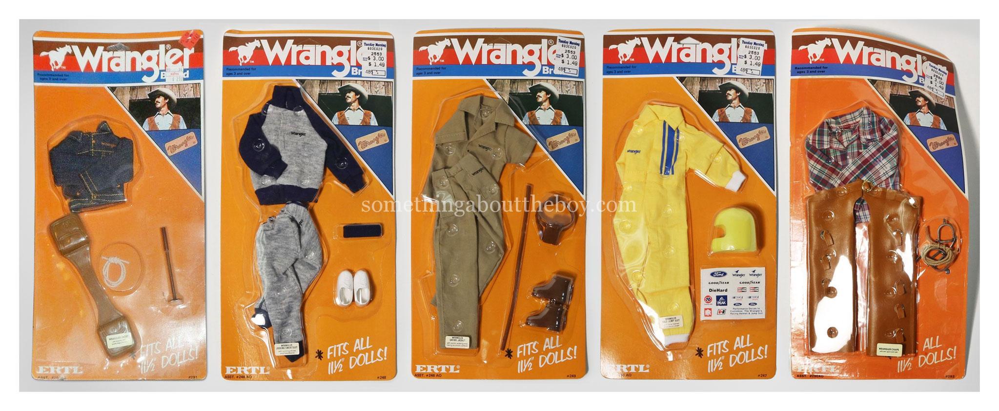 1983 Wrangler outfits