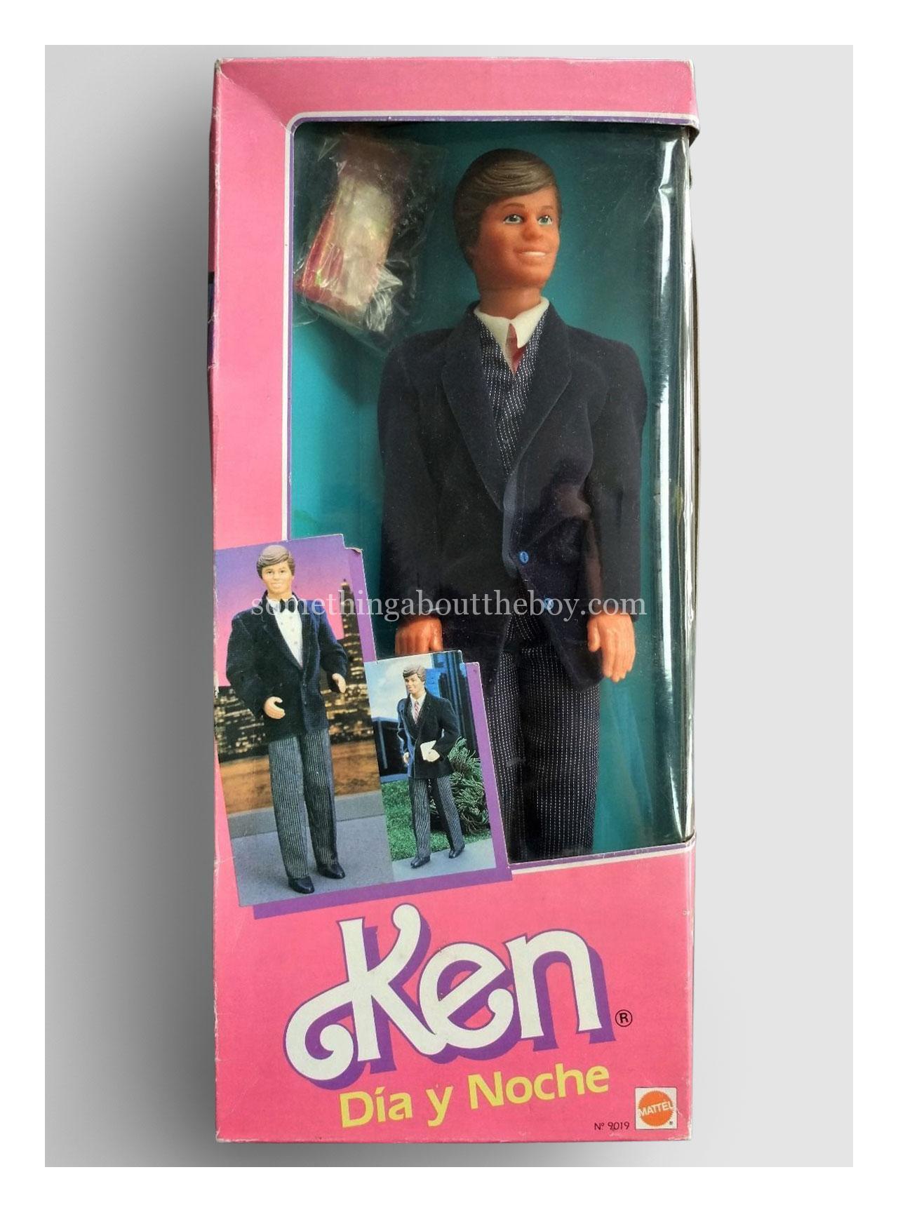 1985 #9019 Ken Día y Noche (Spanish version)