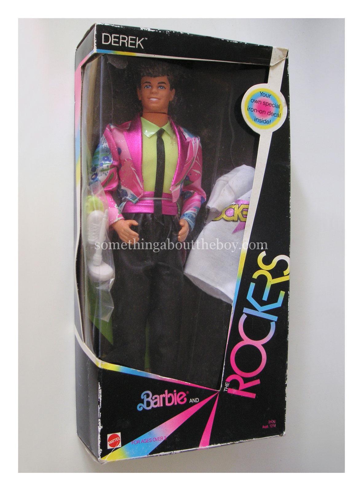 1986 #2428 Derek in original packaging