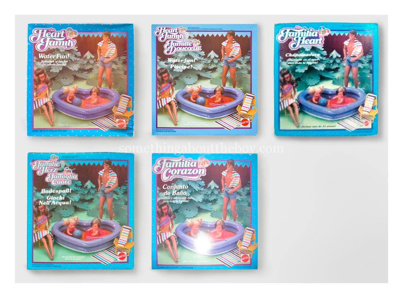 1987 #3148 Water Fun!