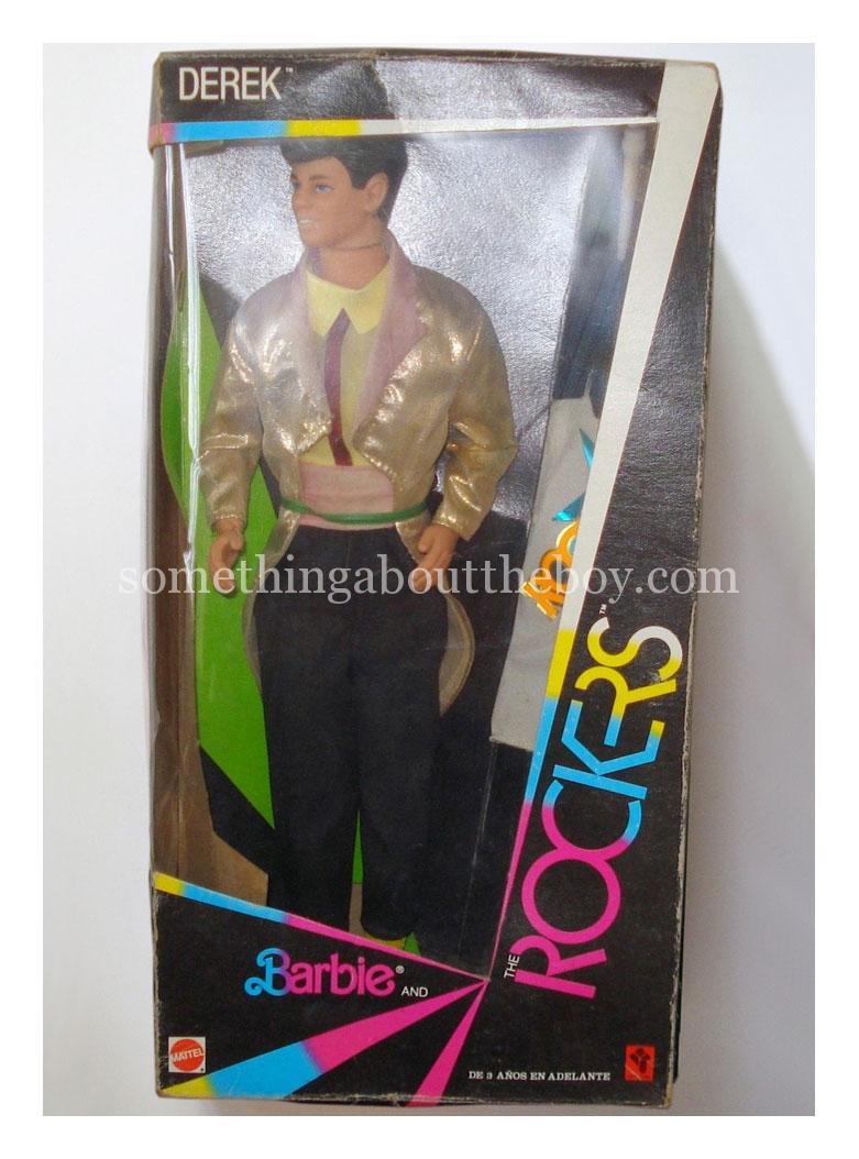 1986 #2428 Derek (Venezuelan version)