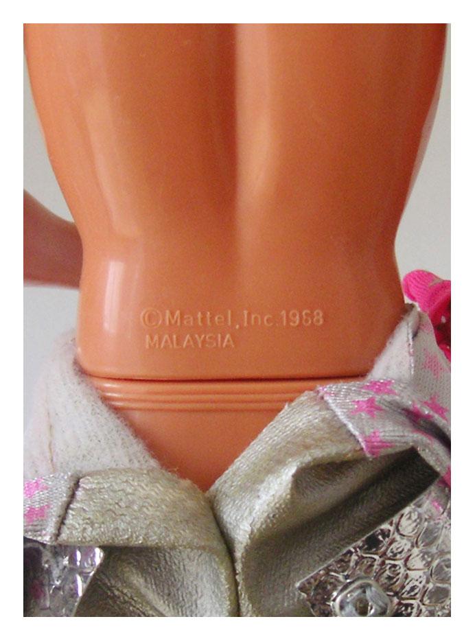 1987 #3131 Ken identification