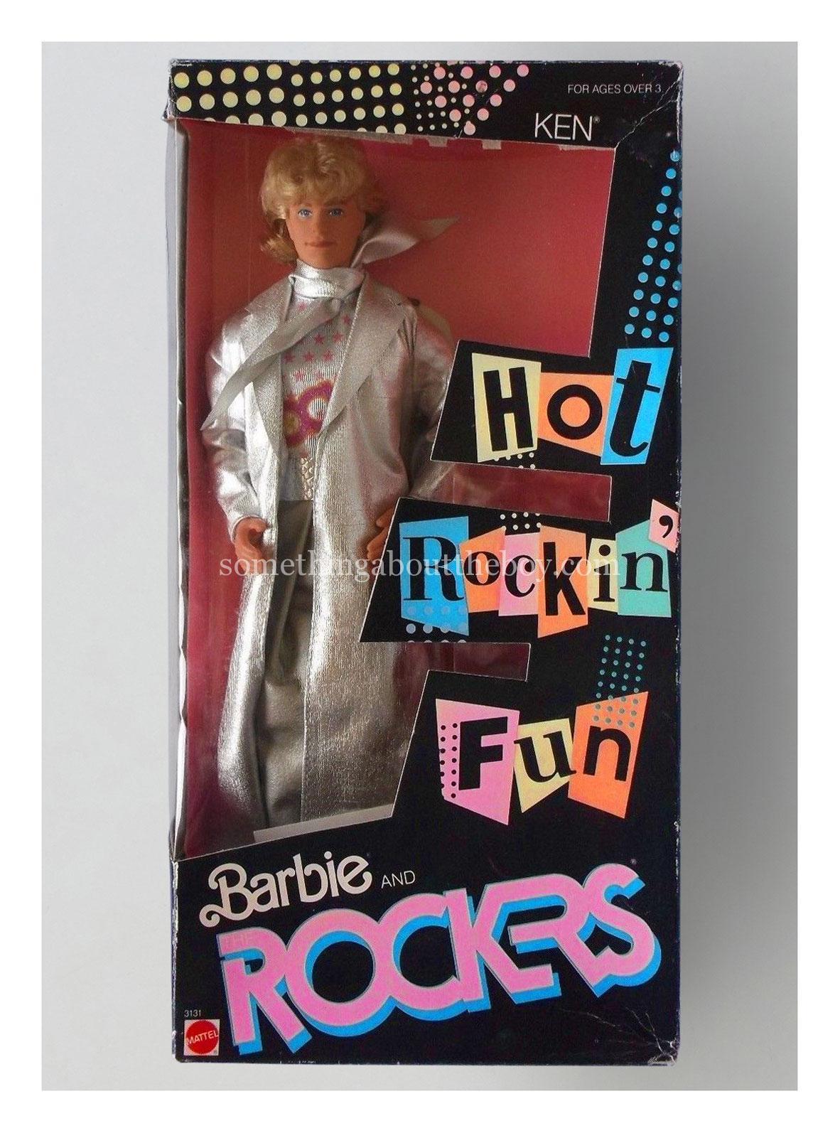 1987 #3131 Ken in original packaging